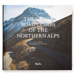 Great Road Climbs of the Northern Alps