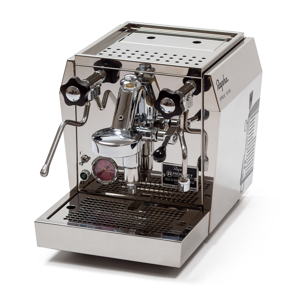 rocket espresso machine review