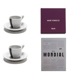 Espresso set, Inside Stories and Mondial