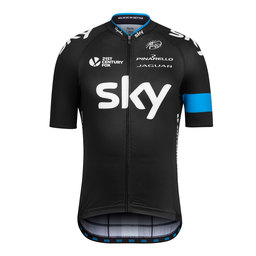 View the Team Sky Pro Team Jersey on rapha.cc