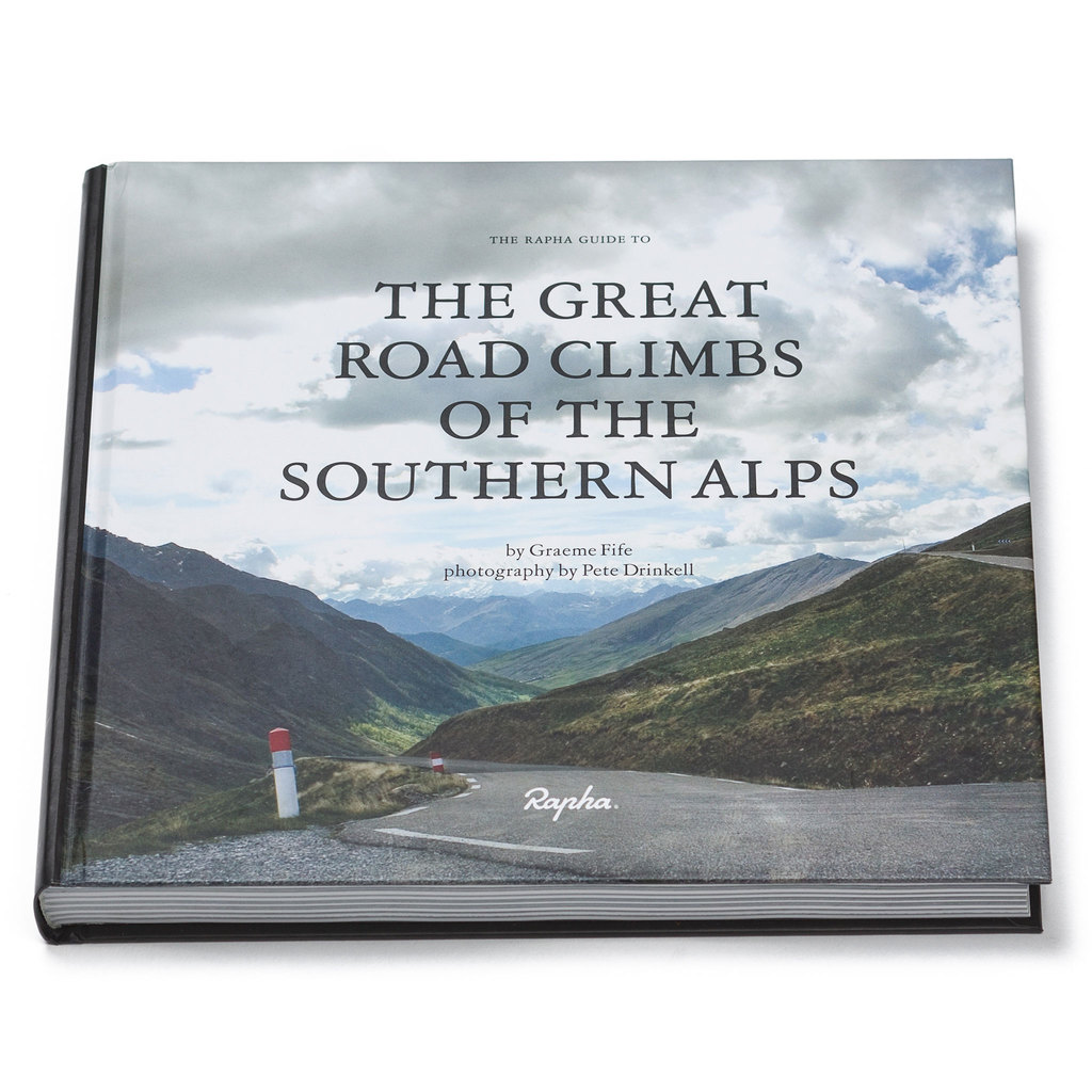 Great Road Climbs of the Southern Alps