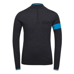 Afficher les Team Sky Long Sleeve Vintage Jersey sur rapha.cc