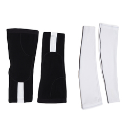 Arm & Knee Warmer Bundle