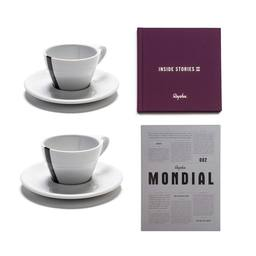Cappuccino set, Inside Stories and Mondial