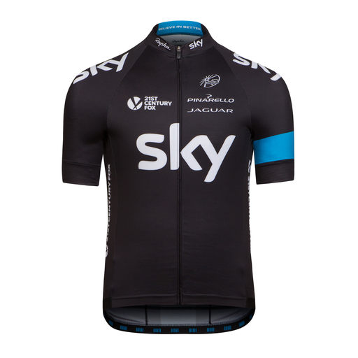 View the Team Sky Pro Jersey on rapha.cc