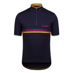View the GS Imperial Short Sleeve Jersey on rapha.cc