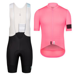 Pro Team Climber's Jersey and Pro Team Lightweight Bib Shorts Bundle
