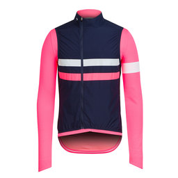 View the Long Sleeve Brevet Jersey and Gilet on rapha.cc