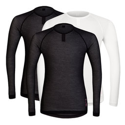Long Sleeve Merino Mesh Base Layer Bundle