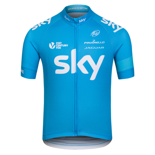 View the Personalised Replica Jersey on rapha.cc