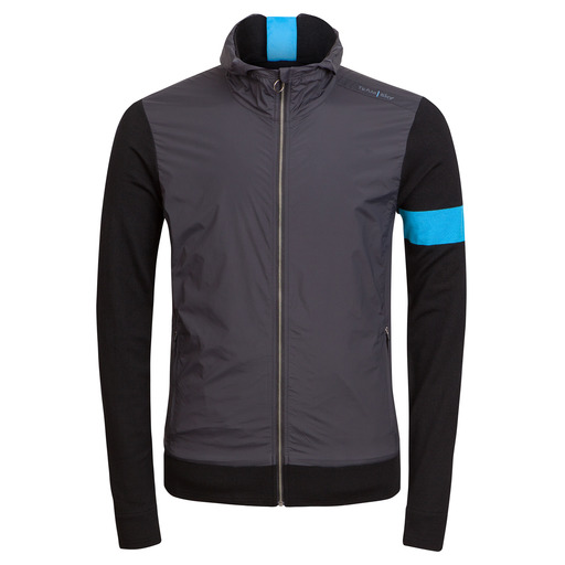 View the Team Sky Merino Hooded Top on rapha.cc