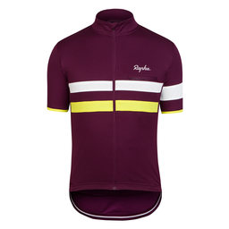 View the Brevet Jersey on rapha.cc