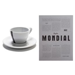 Cappuccino Set and Mondial