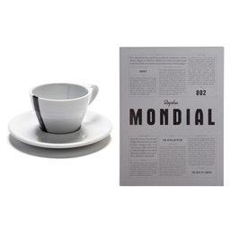 Cappuccino Set and Mondial