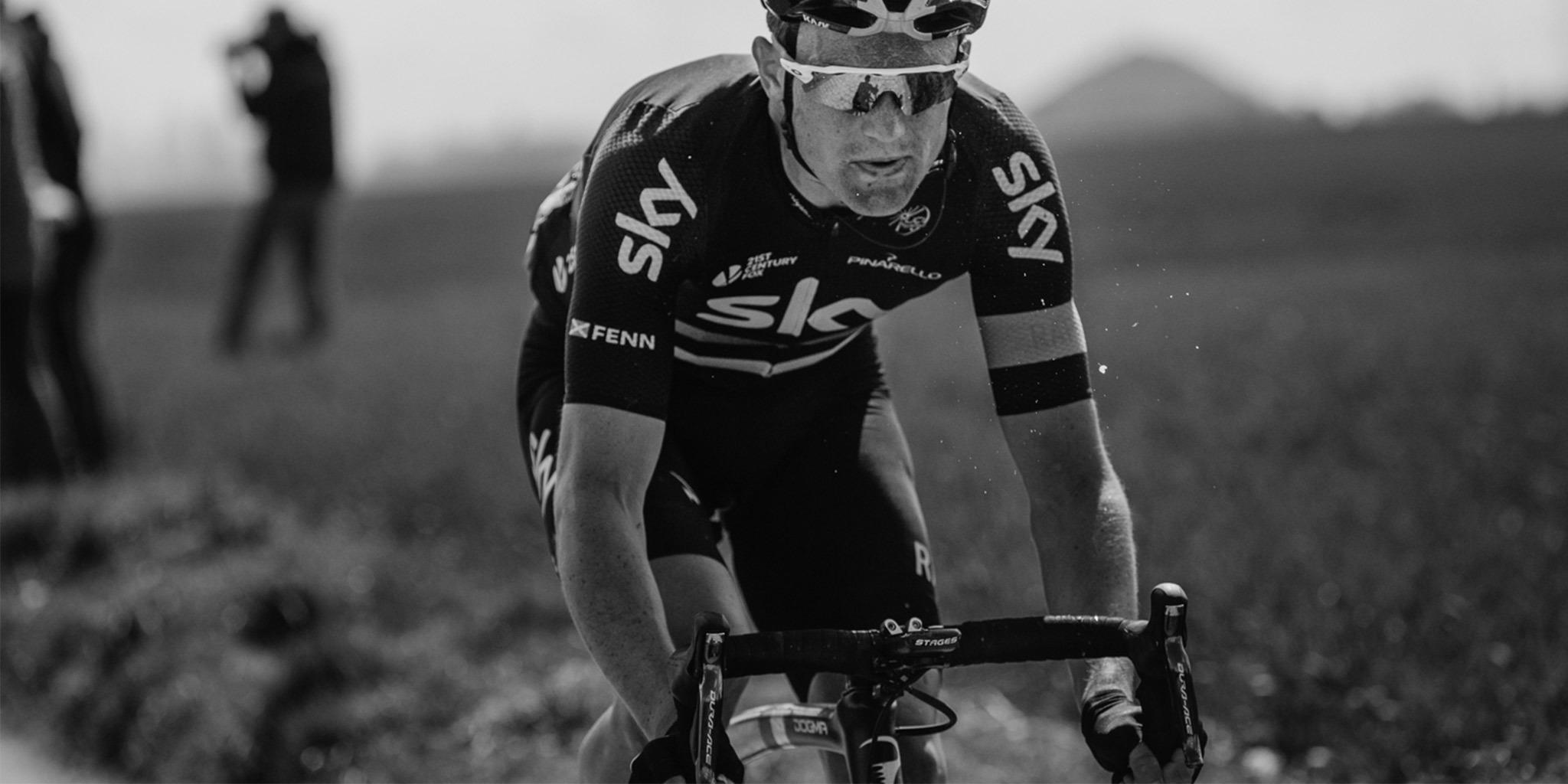 Team Sky Cycling Cap