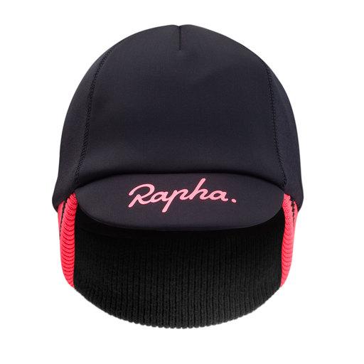 耳まで覆えるRaphaのデープウィンターハット
