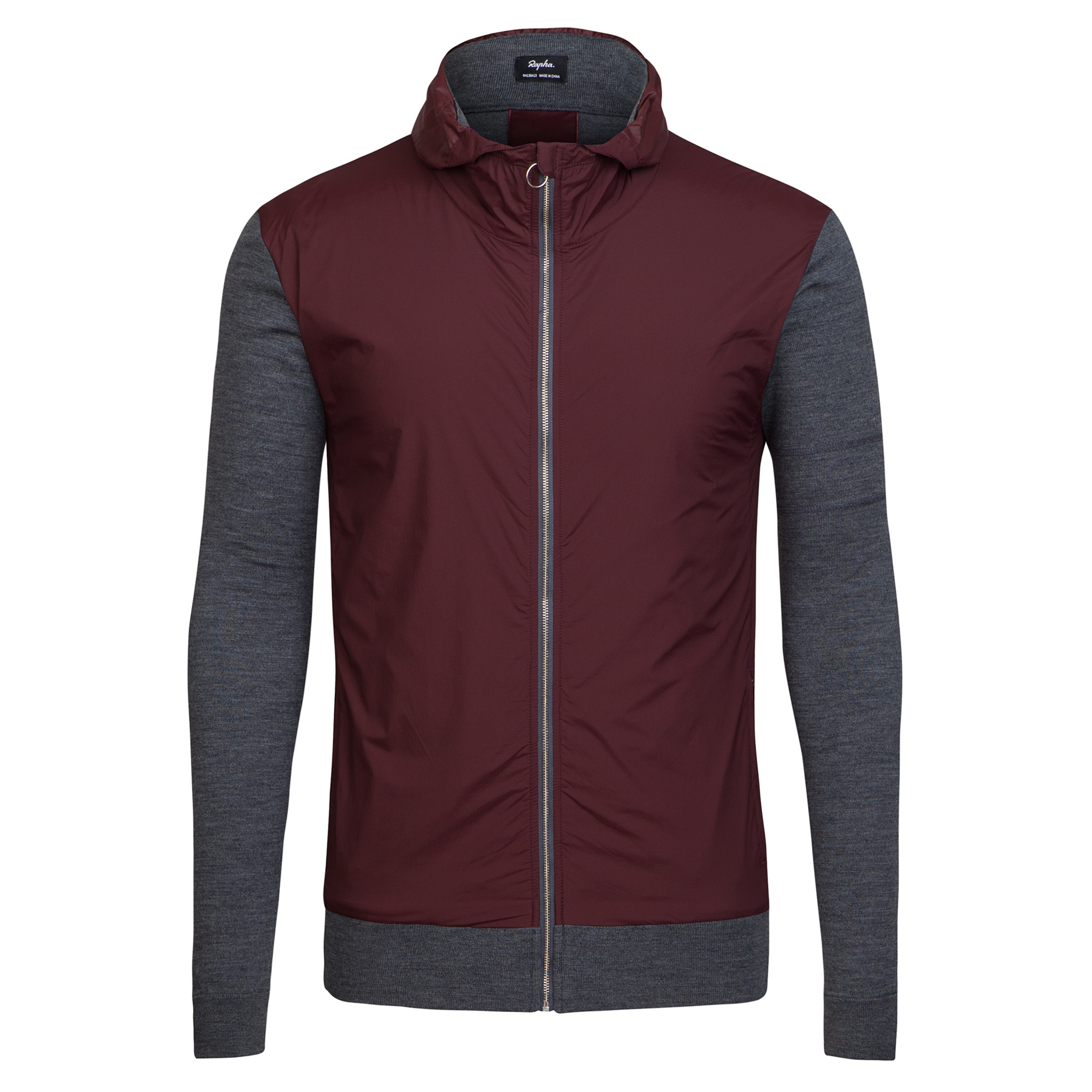 Merino Hooded Top