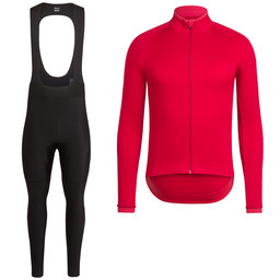 Core Winter Jacket & Winter Tights Bundle