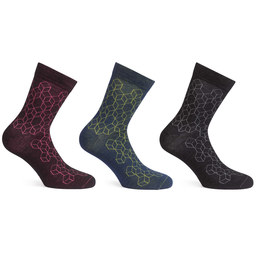 Lightweight Merino Sock - Block Bundle