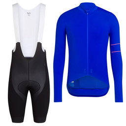 Pro Team Thermal Jersey & Thermal Bib Shorts Bundle