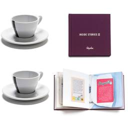 Cappuccino Set and Inside Stories