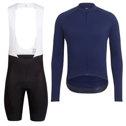 Long Sleeve Core Jersey & Bib Shorts Bundle