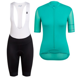 Souplesse Lightweight Jersey II and Souplesse Bib Shorts II