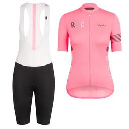 RCC Women's Classic Flyweight Jersey & RCC Souplesse Flyweight Bib Shorts Bundle