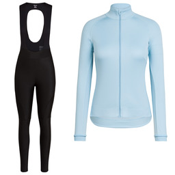 Women's Core Winter Jacket & Winter Tights Bundle