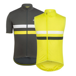 Brevet Jersey and Brevet Vest Bundle