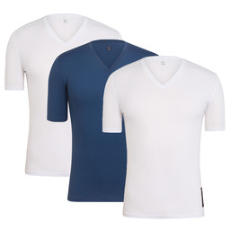 Hot Weather V-Neck Base Layer Bundle
