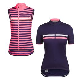 Women's Brevet Jersey and Gilet Bundle