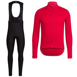 Core Winter Jacket & Winter Tights With Pad Bundle