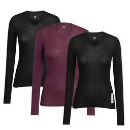 Women's Merino Base Layer - Long Sleeve Bundle