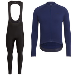 Core Long Sleeve Jersey & Core Winter Tights Bundle