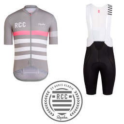 RCC Pro Team Midweight Jersey, RCC Pro Team Bib Shorts II and Membership Bundle