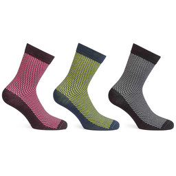 Lightweight Merino Sock - Stripe Bundle