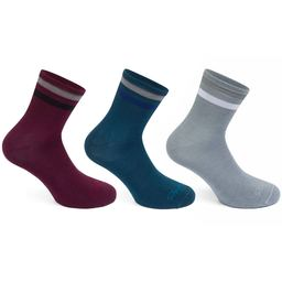 Reflective Brevet Socks Bundle - Short
