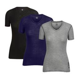 Women's Short Sleeve Merino Base Layer Bundle