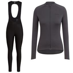 Women's Long Sleeve Core Jersey & Core Winter Tights Bundle