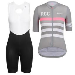 RCC Souplesse Aero Jersey and RCC Women's Bib Shorts Bundle