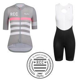 RCC Souplesse Aero Jersey, RCC Women's Bib Shorts and 12 Month RCC Membership